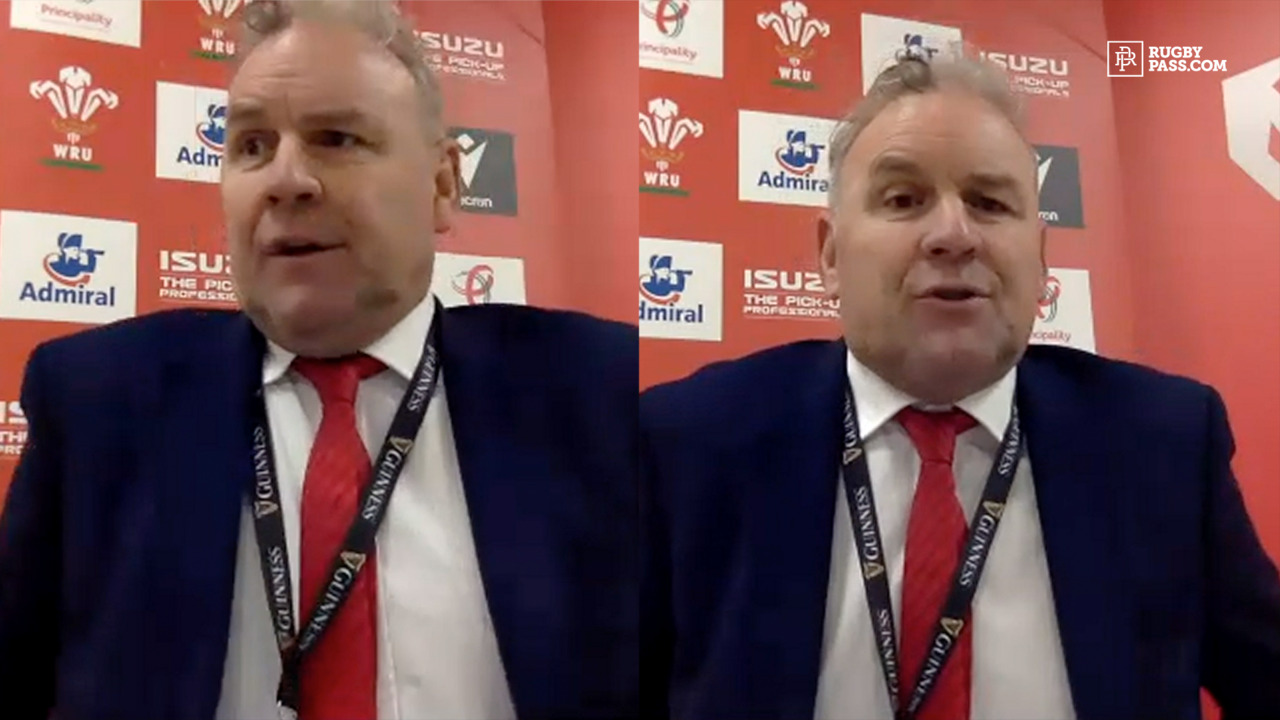 Wayne Pivac press conference | Wales vs Scotland | Six Nations | Rugby News