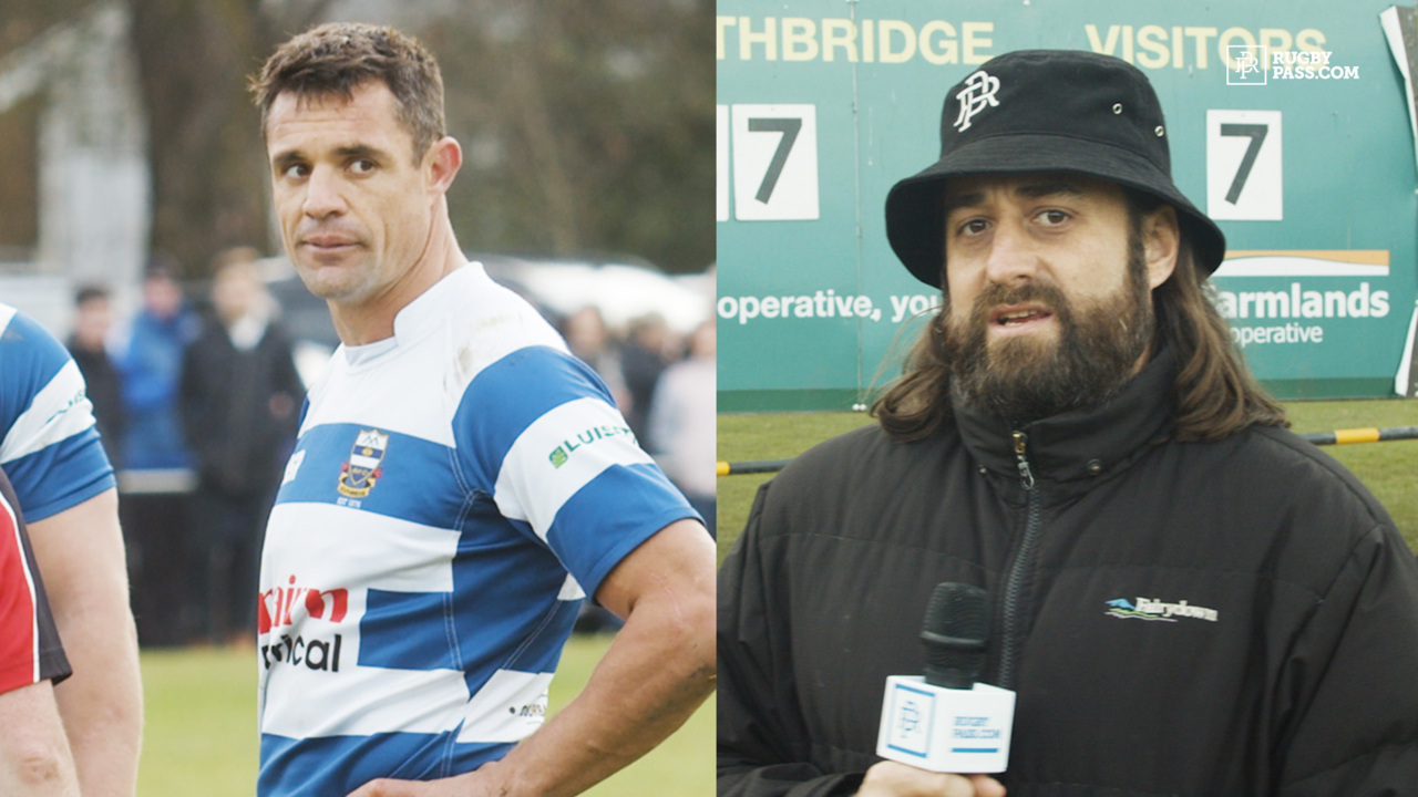 Sam Smith Reports | Dan Carter returns to boyhood club Southbridge