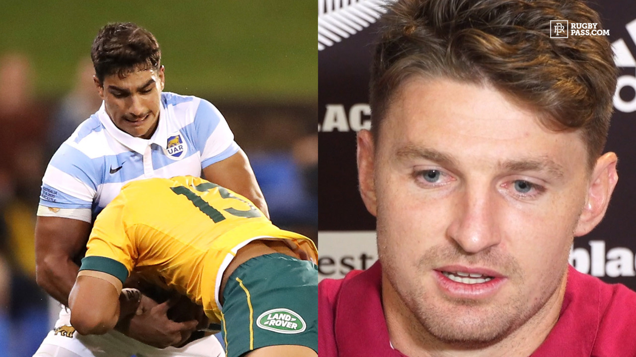 'We Can Break That Wall Down' - Beauden Barrett On Attacking The Pumas