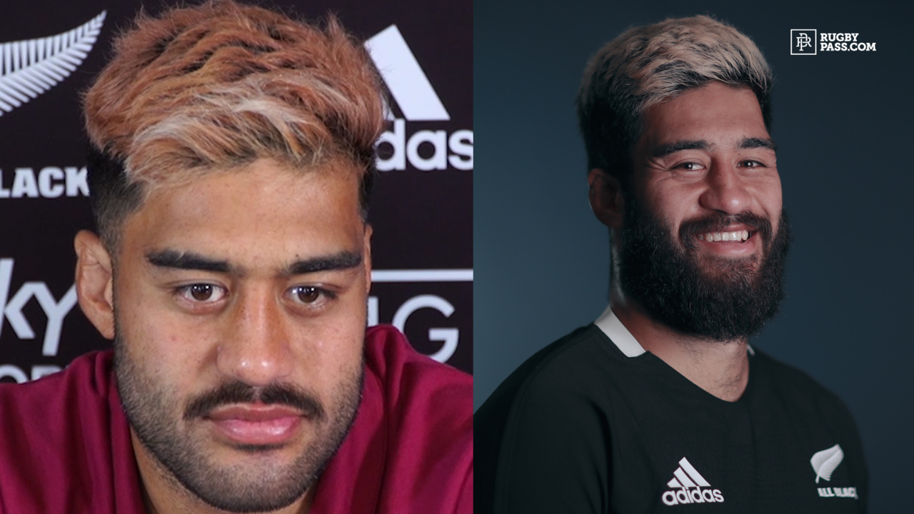 After Almost Giving Up On Rugby Akira Ioane Is Now An All Black | Press Conference