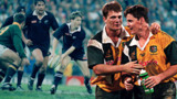 The best set-piece plays of the '90s and '00s Tri-Nations