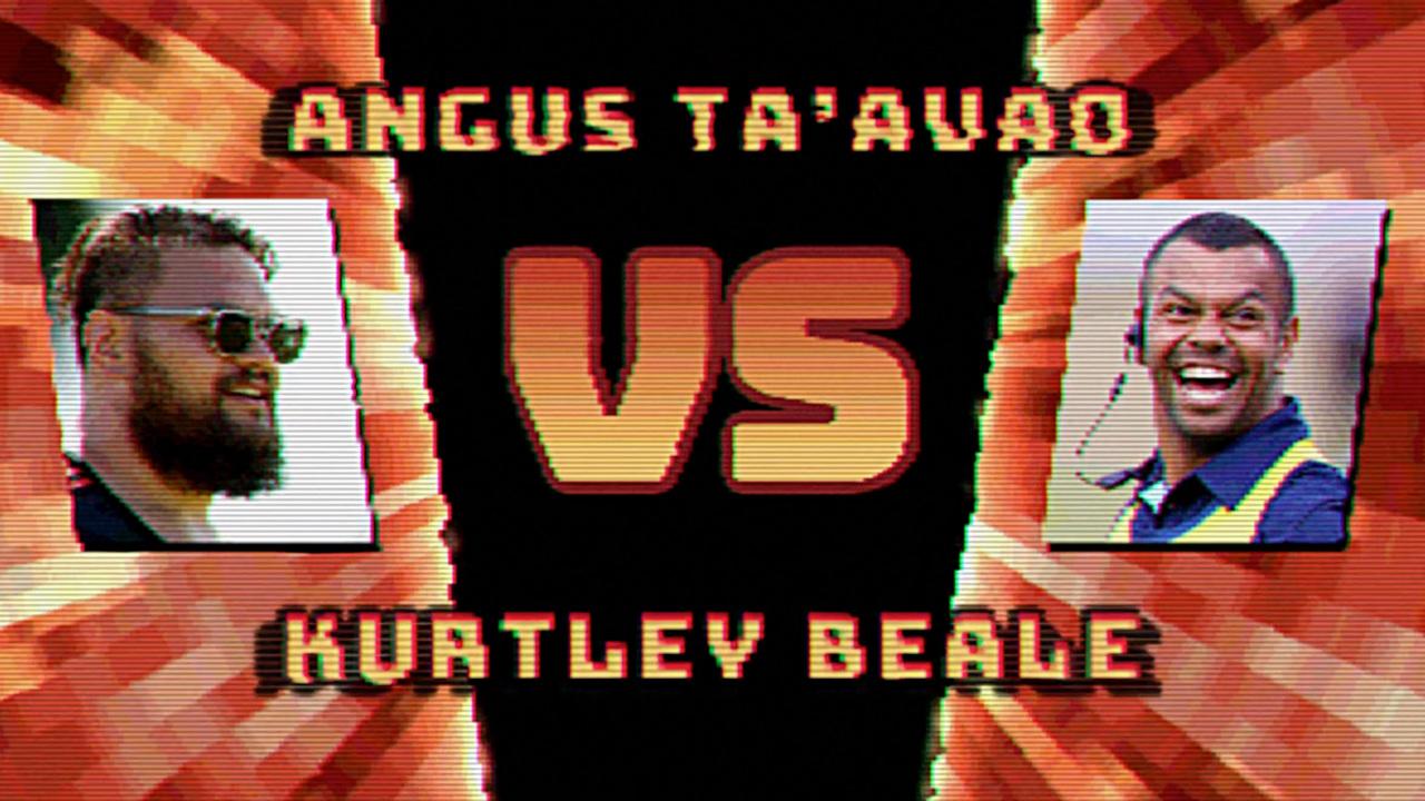 FIFA Pros Southern Series | Kurtley Beale vs Angus Ta'avao