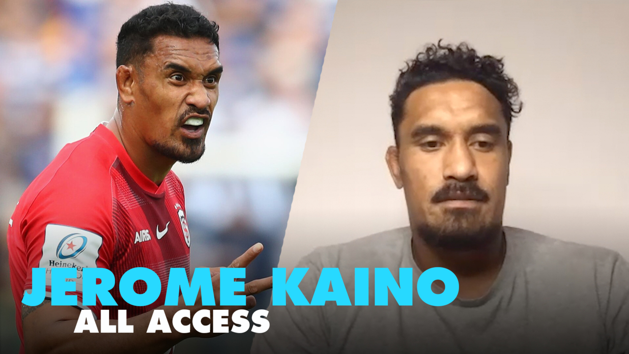 Jerome Kaino on the future of the All Blacks, Cheslin Kolbe and his final season in rugby
