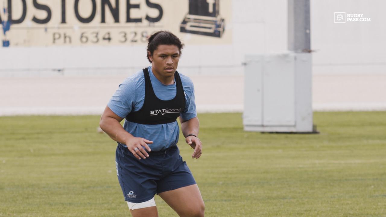 Super Rugby Aotearoa | Caleb Clarke