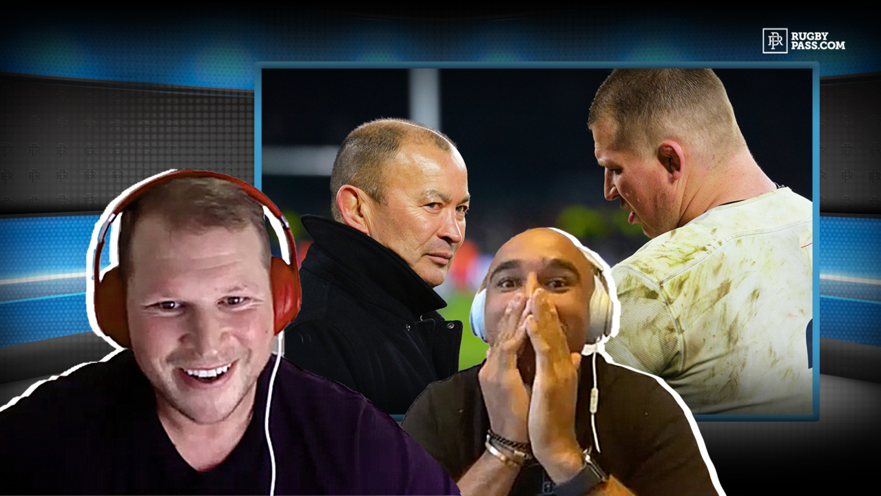 Dylan Hartley and his crazy Eddie Jones selection story | RugbyPass Offload