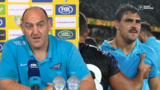 Mario Ledesma press conference | Australia vs Argentina | Tri Nations
