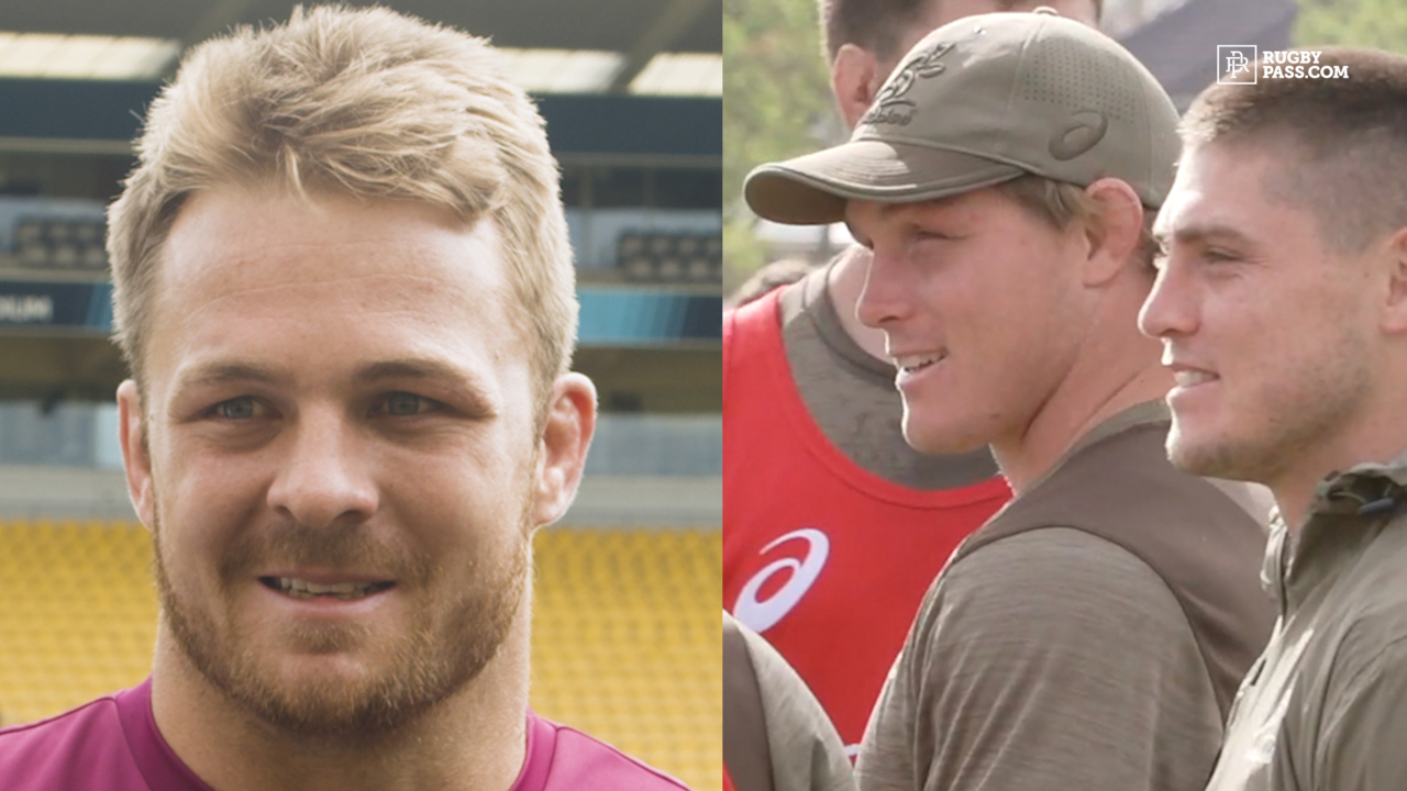 'We'll be doing our best to spoil his party'- Sam Cane on Michael Hooper's 100 test milestone