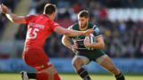 Leicester Tigers release Jonah Holmes