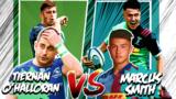 RugbyPass FIFA Pros | Marcus Smith vs Tiernan O'Halloran | Last 16