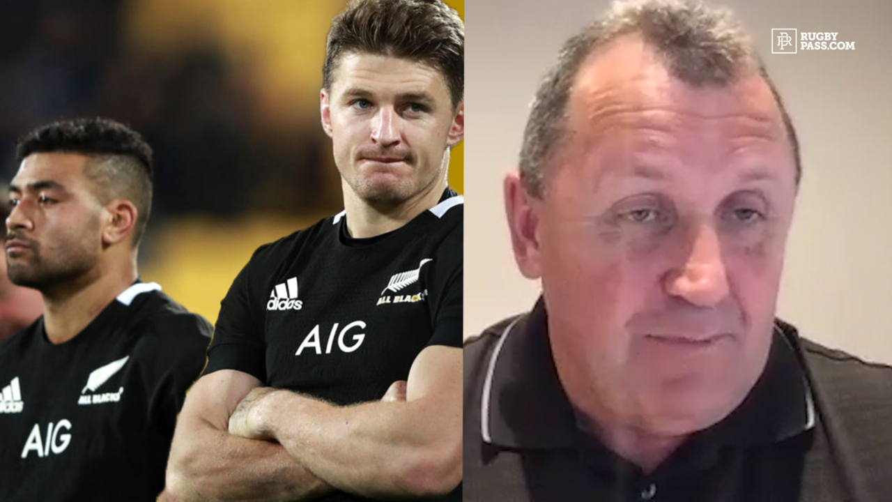 All Blacks coach Ian Foster names Mo'unga and Barrett to face off in North vs South clash