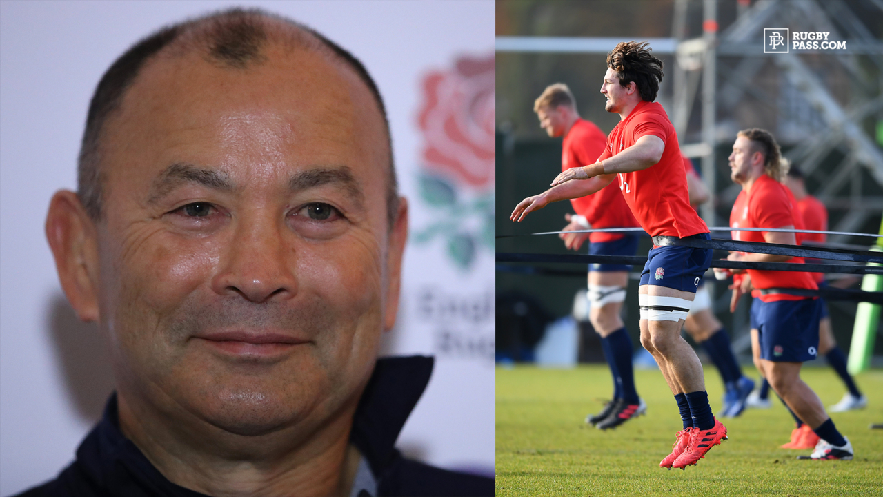 Eddie Jones press conference | Autumn Nations Cup