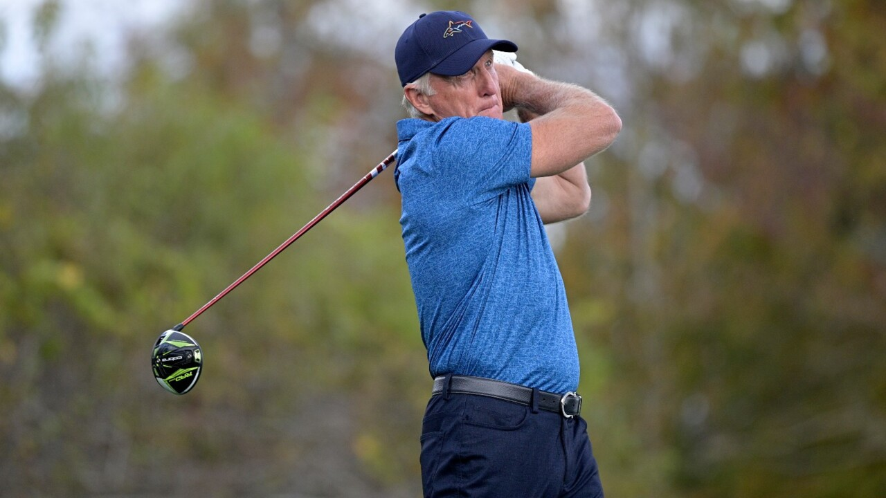 Aussie golfing great tests positive for COVID-19