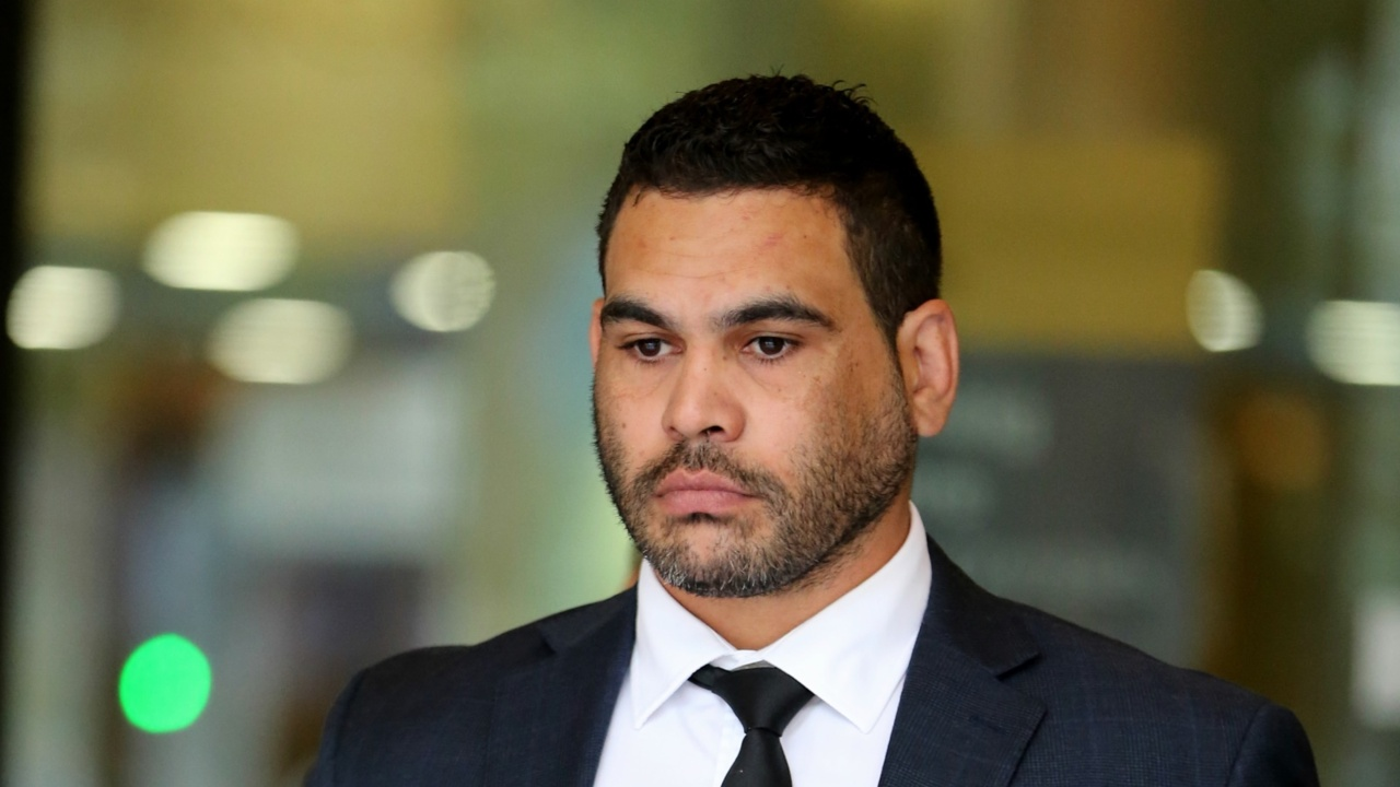 Greg Inglis handed good-behaviour bond for drink driving offence