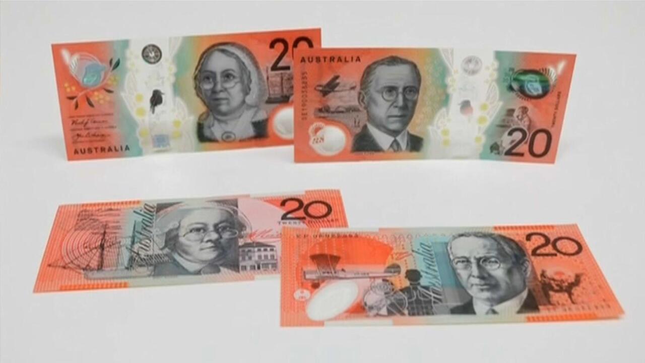 Australian dollar: Reddit user posts 'sneak peek' of new $20