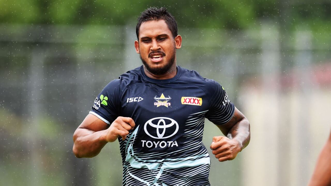 Ben Barba 'not welcome back to NRL'