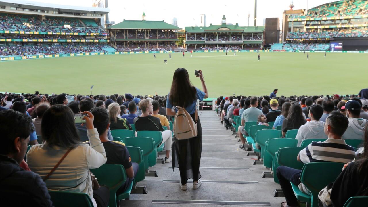 Sydney to host third Test match