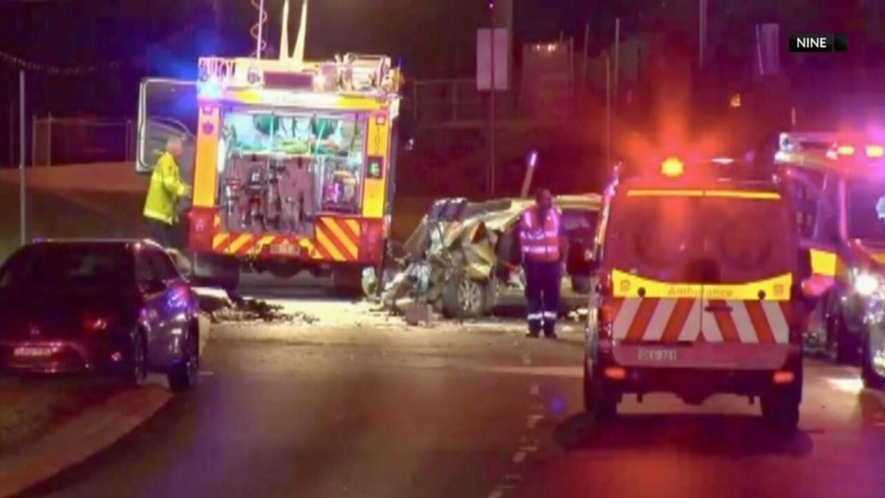 Orchard Hills crash: Two women, unborn baby die on Northern Rd