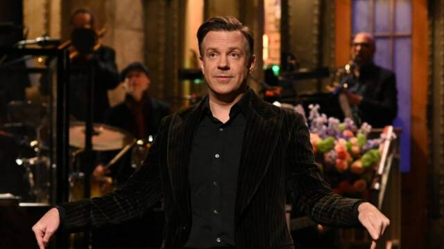 """Jason Sudeikis' Must-See Moments on """"Saturday Night Live"""""""