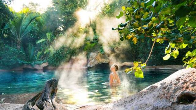 Hot springs for the holidays: NZ's best escapes