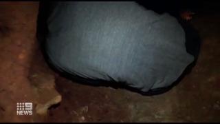 Escape tunnel found in Australian detention centre