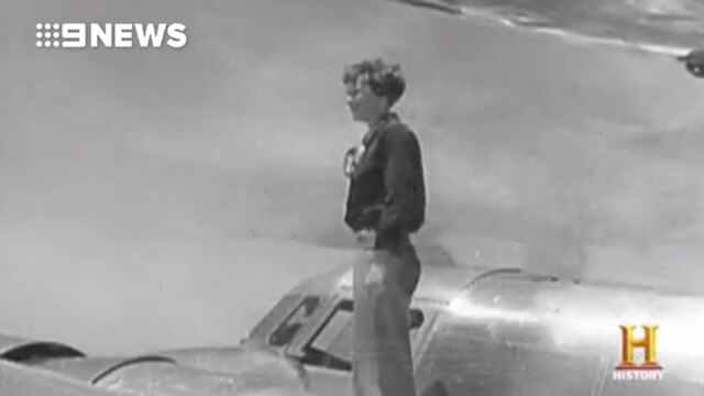 Amelia Earhart's missing vintage vehicle found in California