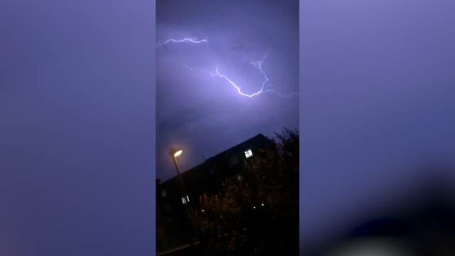 Travel Chaos: Flights Delayed At Stansted Airport After Overnight Lightning Strikes