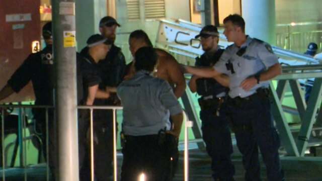 Six People Charged After Hectic Party Boat Punch-On In Darling Harbour