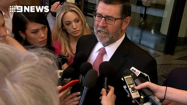 Lawyer for Ben McCormack confirms guilty plea