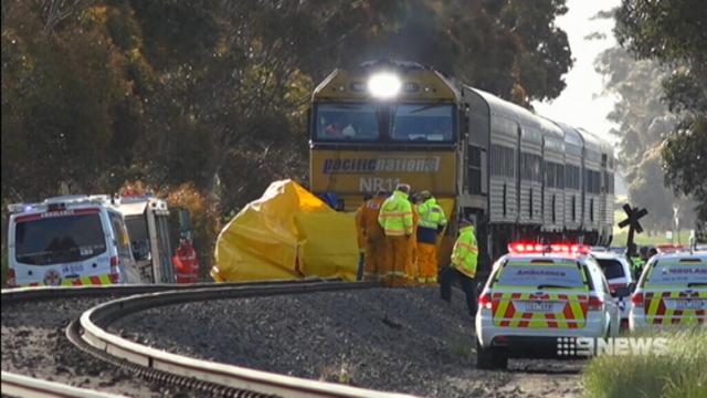 Adelaide Car Crash Train