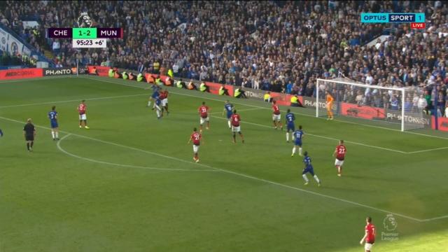 Mourinho fires up at Chelsea goal celebration