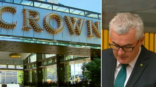 Australia's Crown says VIP turnover from domestic casinos slides