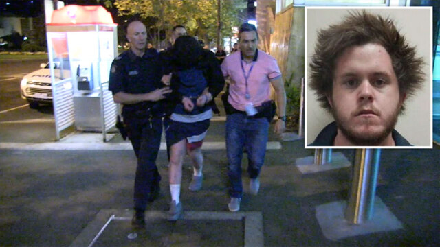Three fighting for life after Morwell stabbing attack