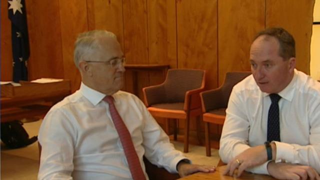 Australia's scandal-hit deputy PM Barnaby Joyce quits