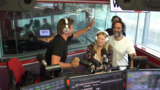Richard Wilkins roasted by radio host Wippa in rap battle, ladies
