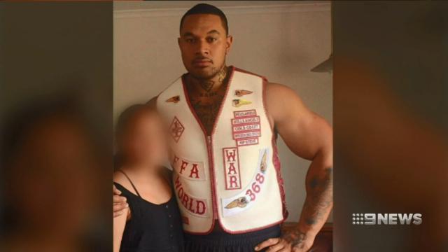 Ex-bikie once filmed with Jarryd Hayne jailed over murder threats