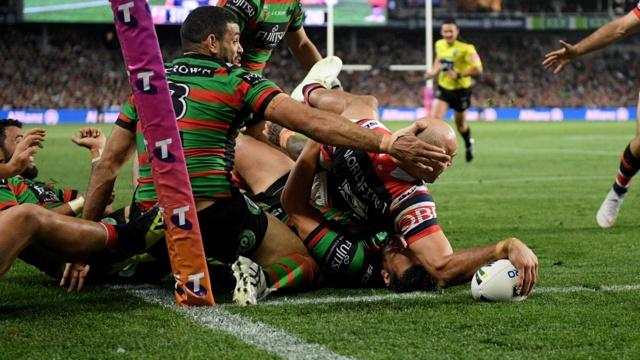 NRL Highlights: Sydney Roosters v South Sydney Rabbitohs - Preliminary Final
