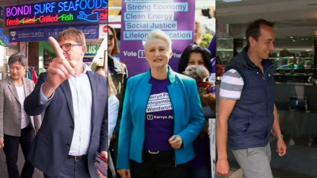 Australian government at risk of losing majority in crucial by-election