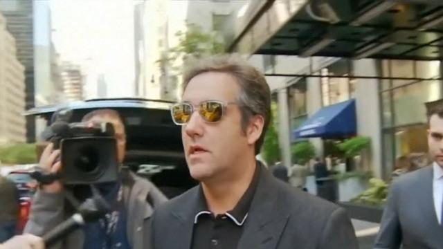 Hasil gambar untuk David Pecker, CEO of National Enquirer Publisher, Granted Immunity in Michael Cohen Case