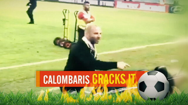 George Calombaris fined $1000 over A-League assault
