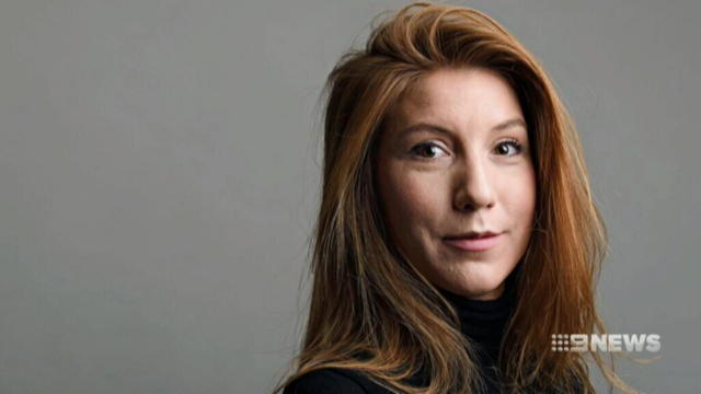 Kim Wall investigators find saw in sea near Copenhagen