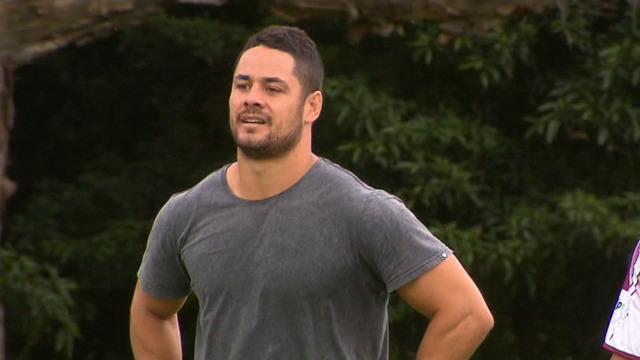NRL Player Jarryd Hayne Charged With Aggravated Sexual Assault