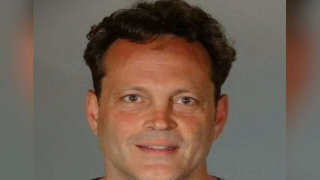 Vince Vaughn arrested on DUI charges in California during early-morning stop