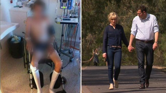 Questions raised over car crash involving politician's wife