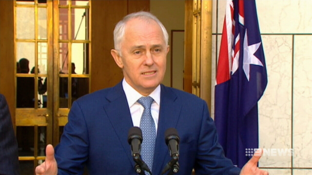 Turnbull in town for gay marriage results