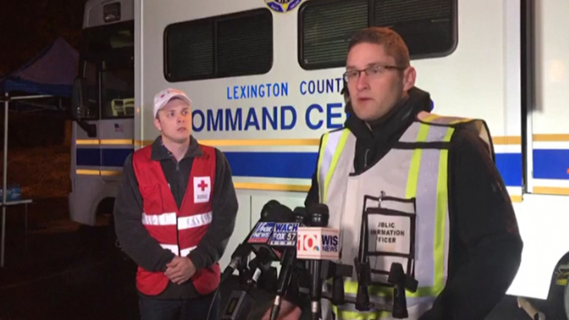 Two dead, over 100 injured in Amtrak crash in South Carolina