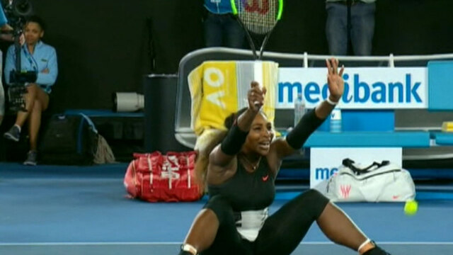 Serena Williams set for Australian Open Comeback
