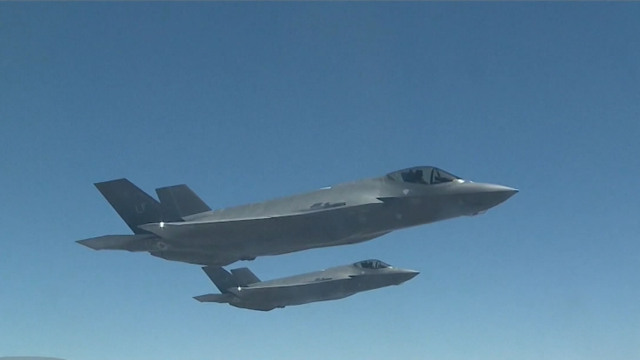 Pentagon orders temporary pause in F-35 flights after crash