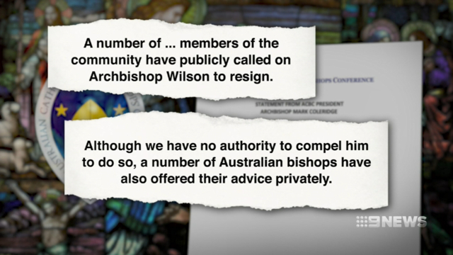 Malcolm Turnbull tells Pope to sack Archbishop Philip Wilson