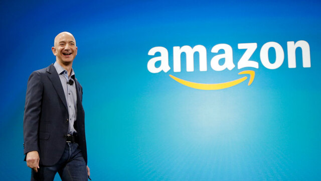 Amazon founder overtakes Bill Gates as world's richest person