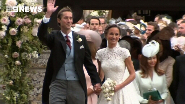 Pippa Middleton's father-in-law charged with rape of minor: French judicial source
